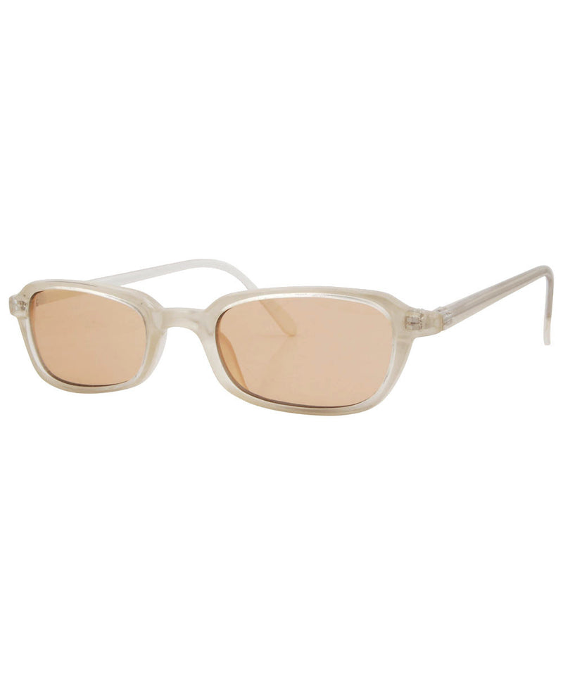 pretties frost brown sunglasses