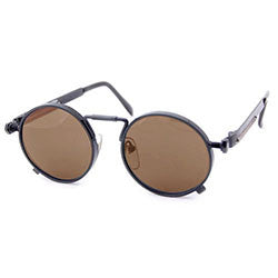 process black brown sunglasses