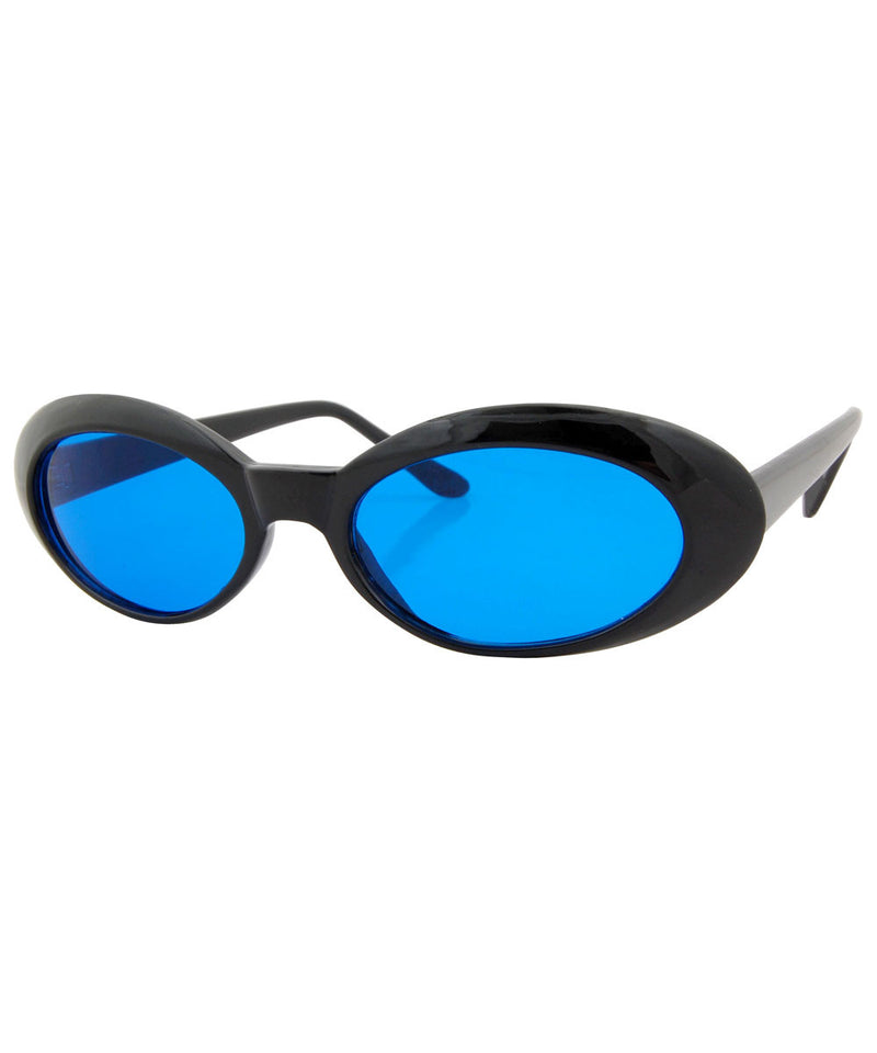 punkees blue sunglasses