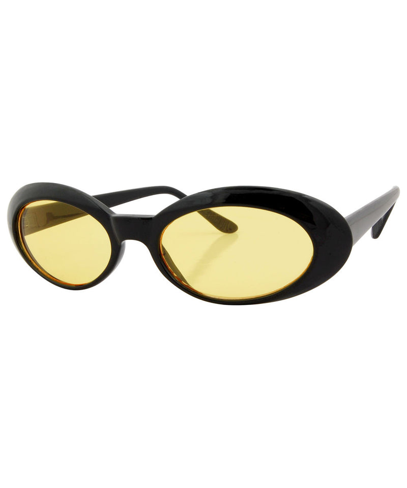 punkees yellow sunglasses