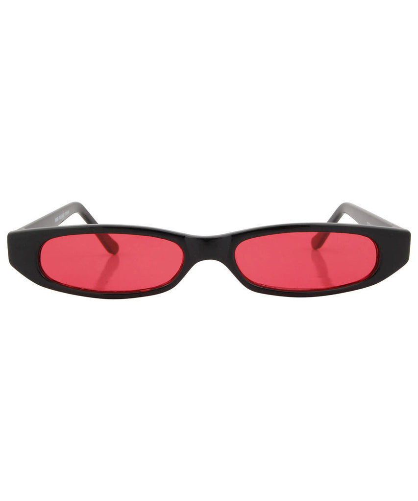 qats black pink sunglasses