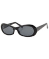 quacker black sunglasses