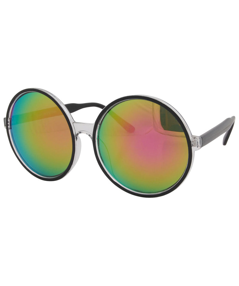 queendom crystal fire sunglasses
