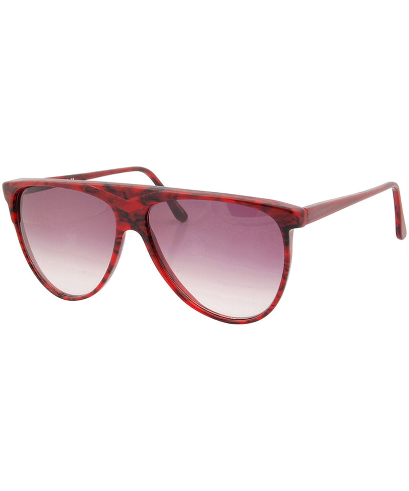 queens red sunglasses