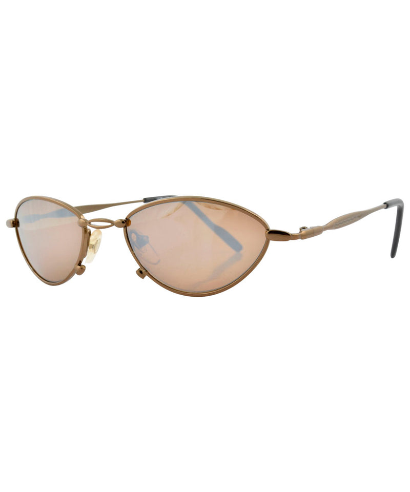 quibble copper sunglasses