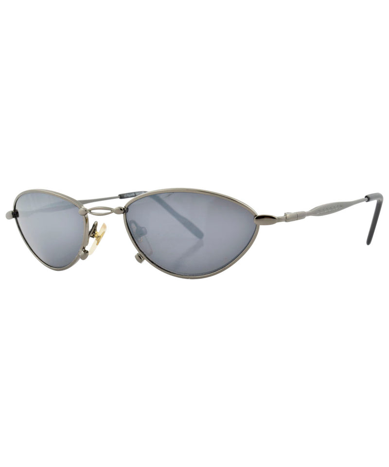 quibble gunmetal sunglasses