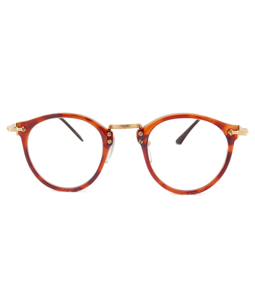 Eyeglass Frames Raleigh : RALEIGH vintage clear glasses - Giant Vintage