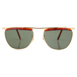 ramos gold sunglasses