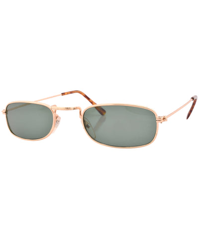 rays gold sunglasses