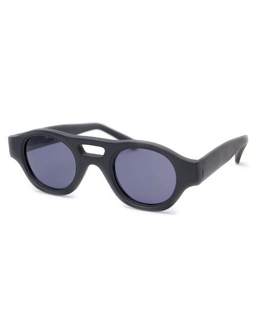 refinery black sunglasses