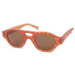 refinery demi brown sunglasses