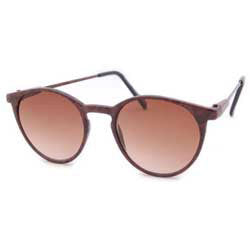 reille brown sunglasses