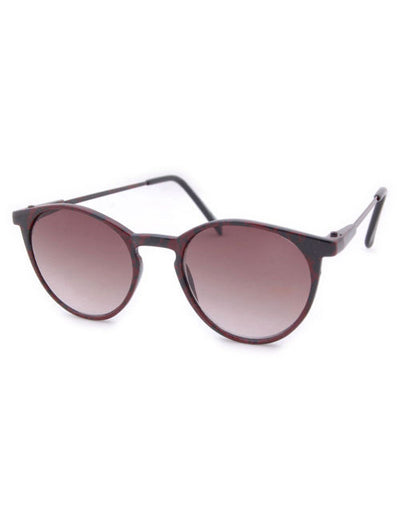reille red sunglasses