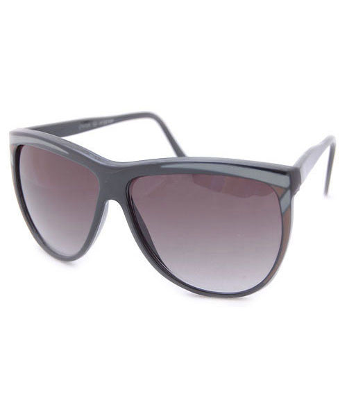 rhymes gray red sunglasses