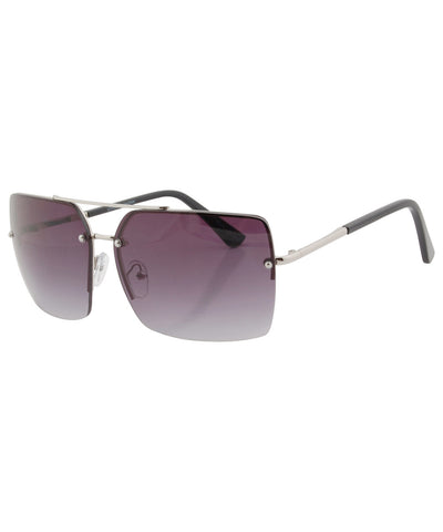 ripper silver sunglasses