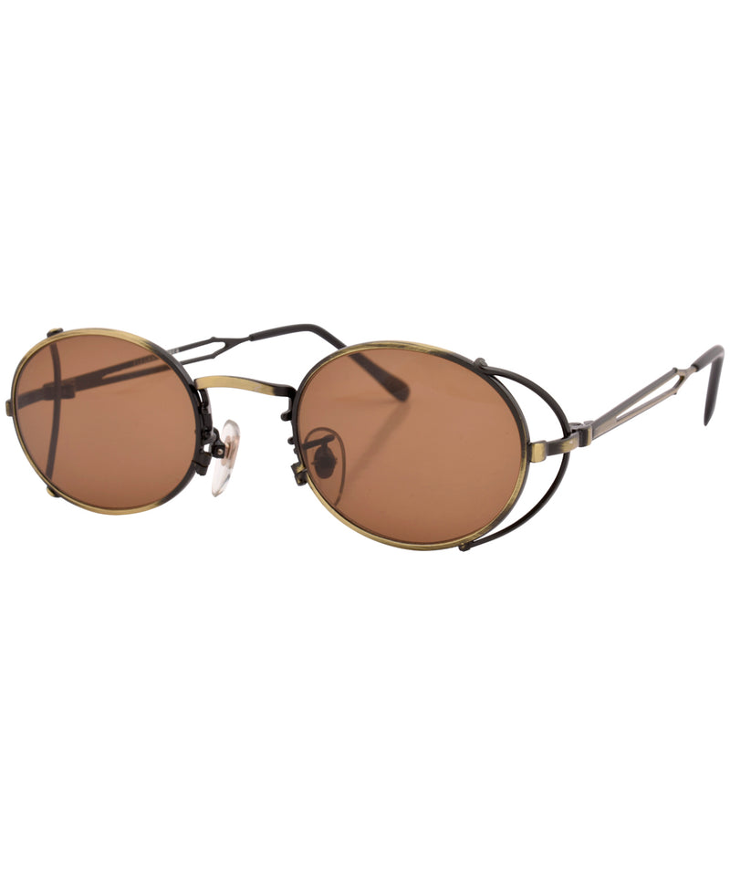 rko brass sunglasses
