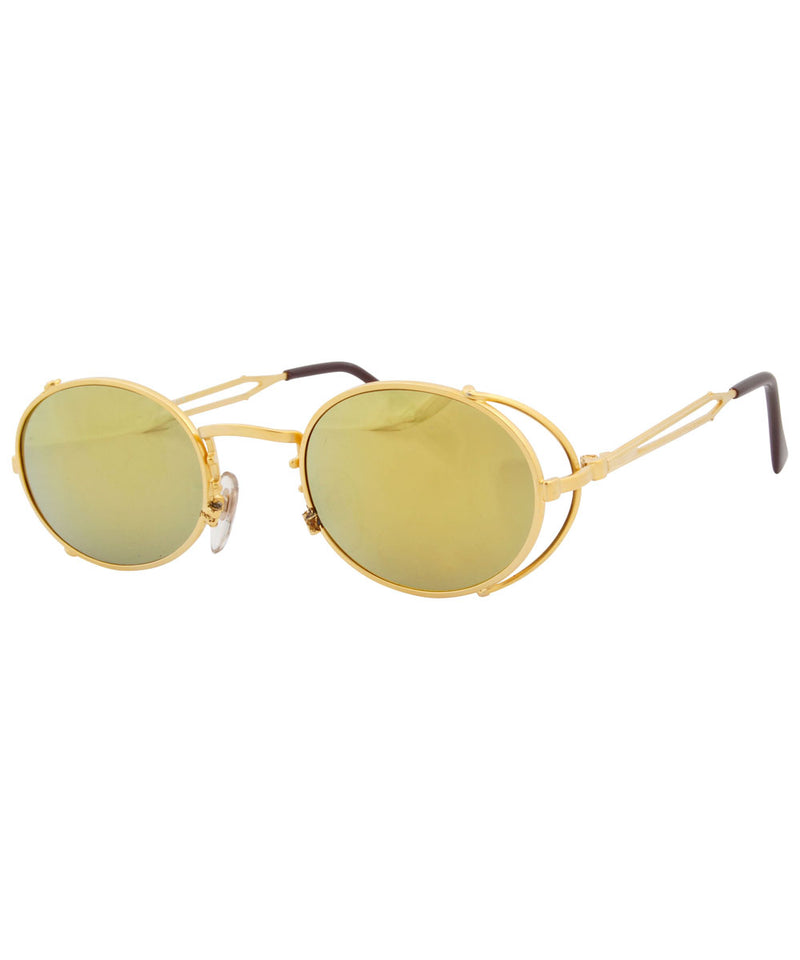 rko gold sunglasses