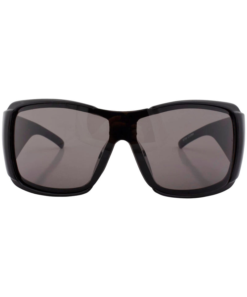 rolled black roses sunglasses