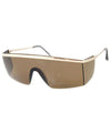 roxy brown sunglasses