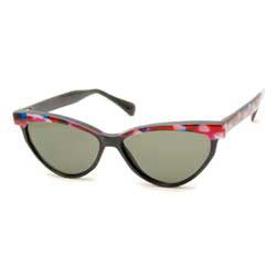 tijuana red blue pink sunglasses