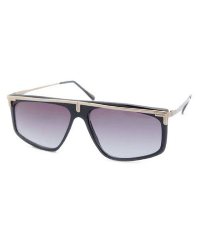 dorian gloss black sunglasses