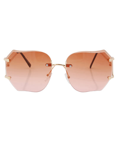 sago brown sunglasses