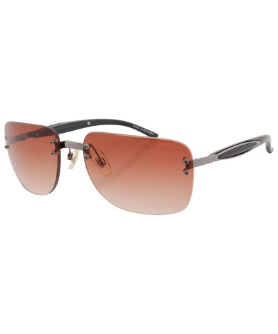 sass brown sunglasses