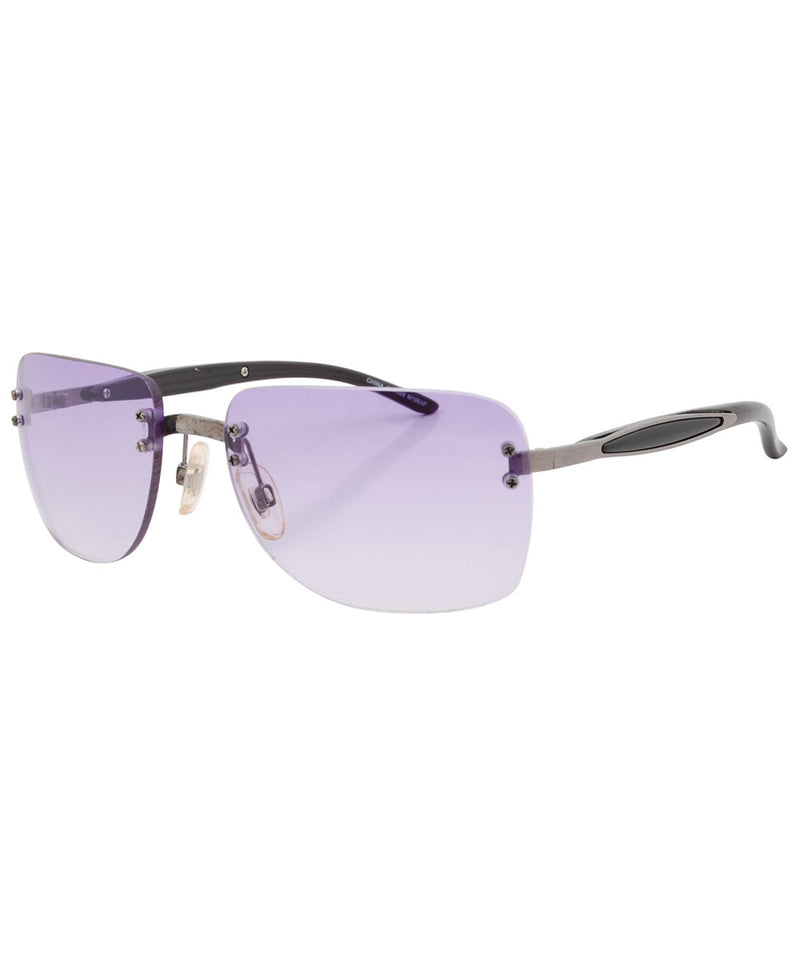 sass purple sunglasses