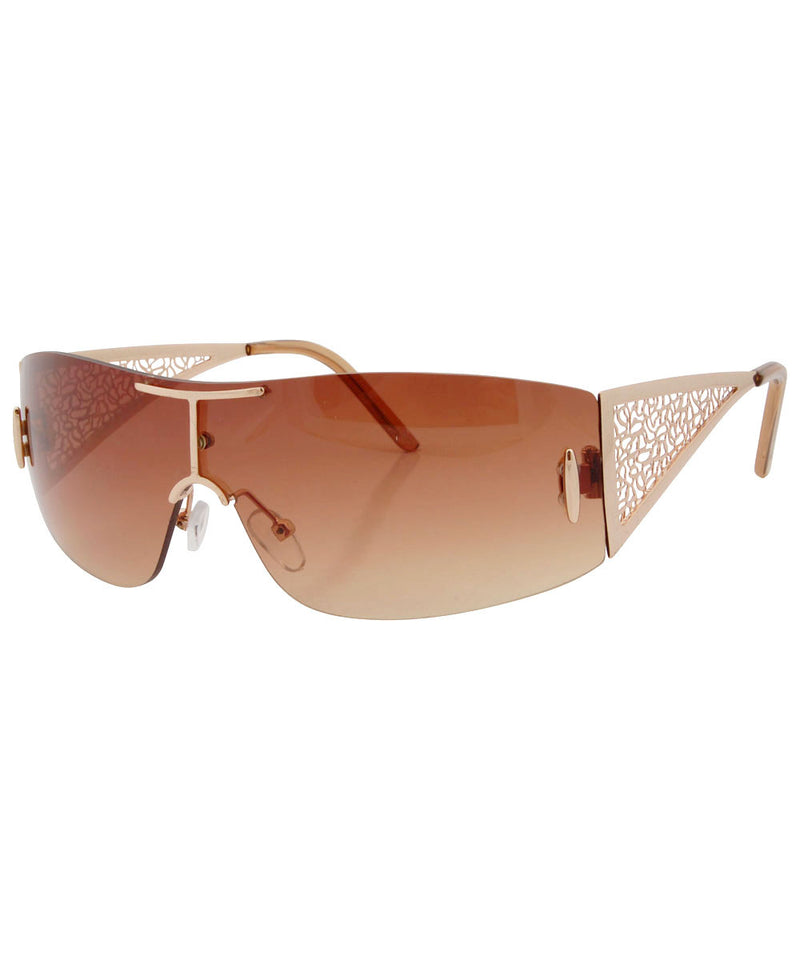 schmaltz gold sunglasses