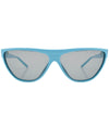 seapunk blue sunglasses