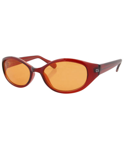 seeds amber sunglasses