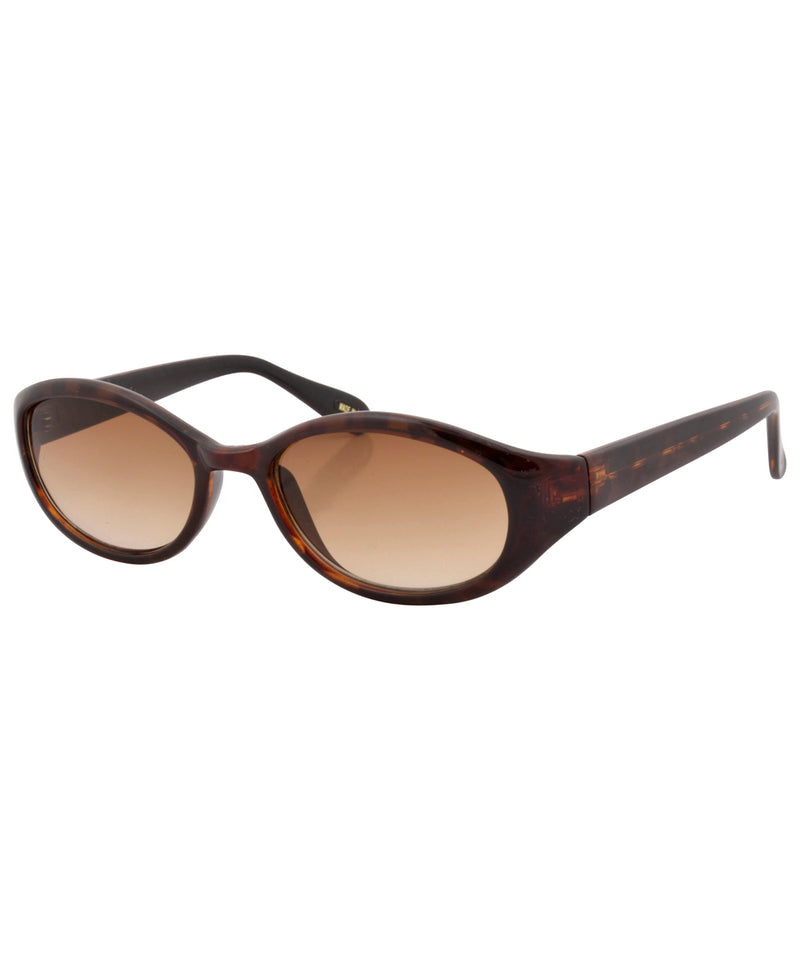 seeds tortoise brown sunglasses