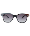 selby black brown sunglasses
