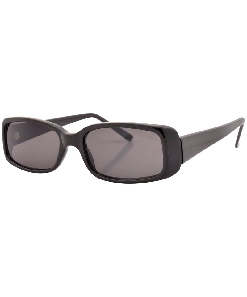 seven black sunglasses