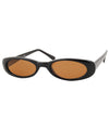 shambala black brown sunglasses