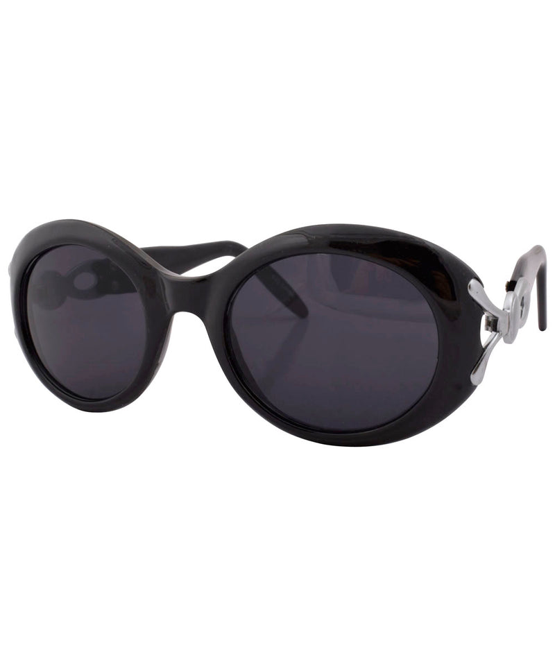 shanell gloss black sunglasses