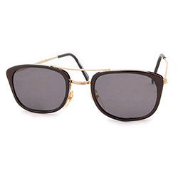 shirk black sunglasses