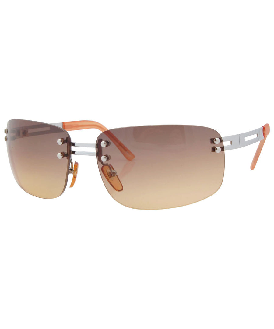 shmancy smoke amber sunglasses