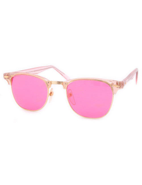 show pony pink sunglasses