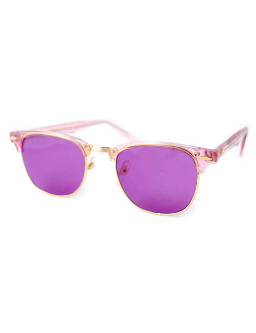 show pony purple sunglasses