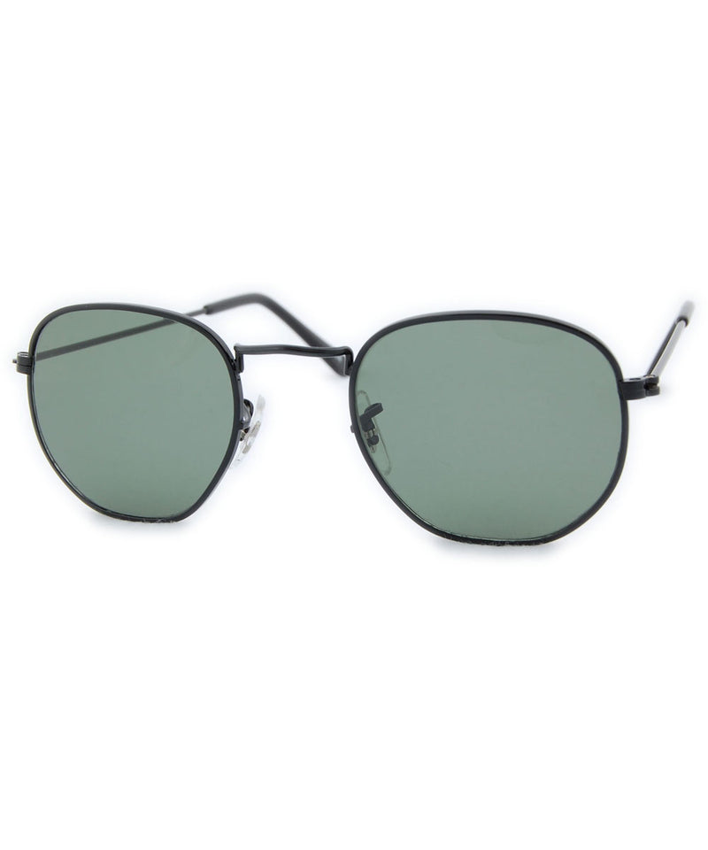 sire black sunglasses