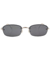 sizzle silver smoke sunglasses