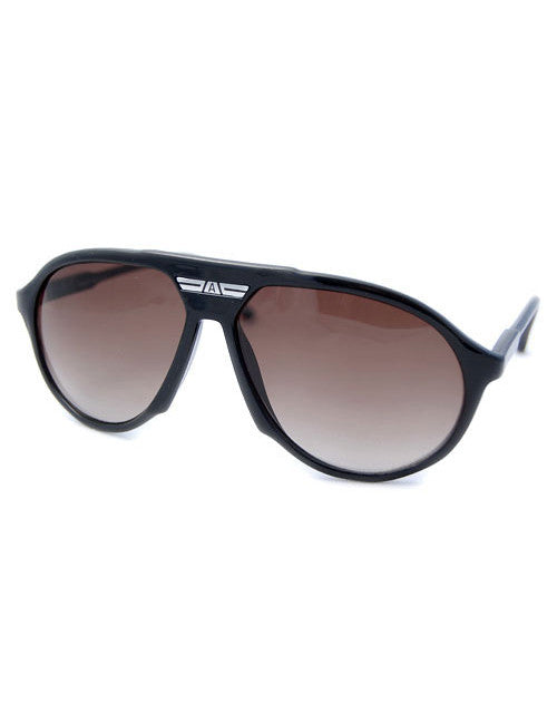 slim jim black sunglasses