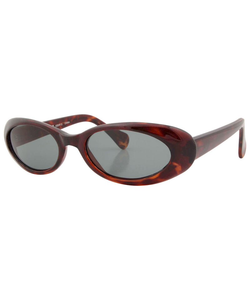 slim tortoise sunglasses