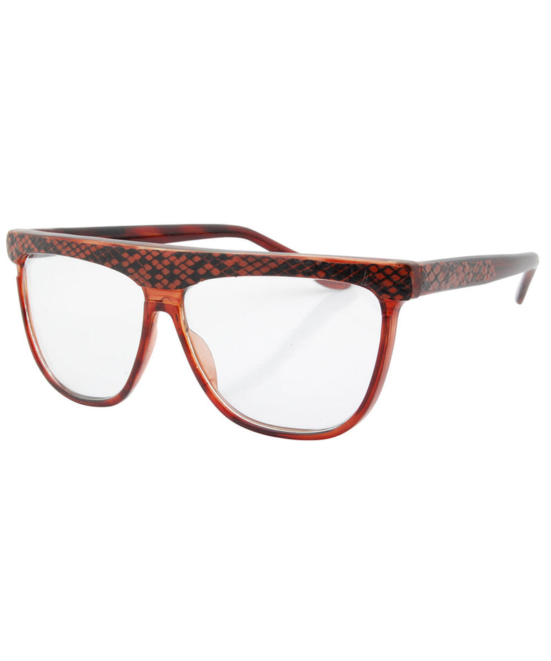 slink demi brown sunglasses