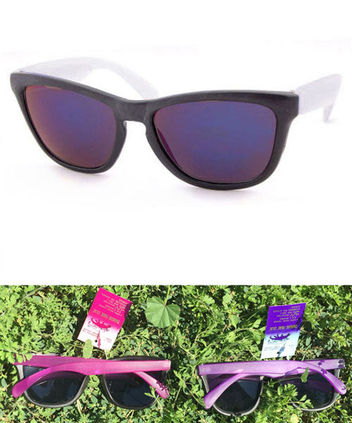 slurpee black frost sunglasses