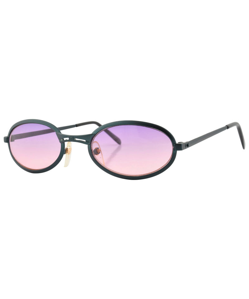 smootchie black sunset sunglasses