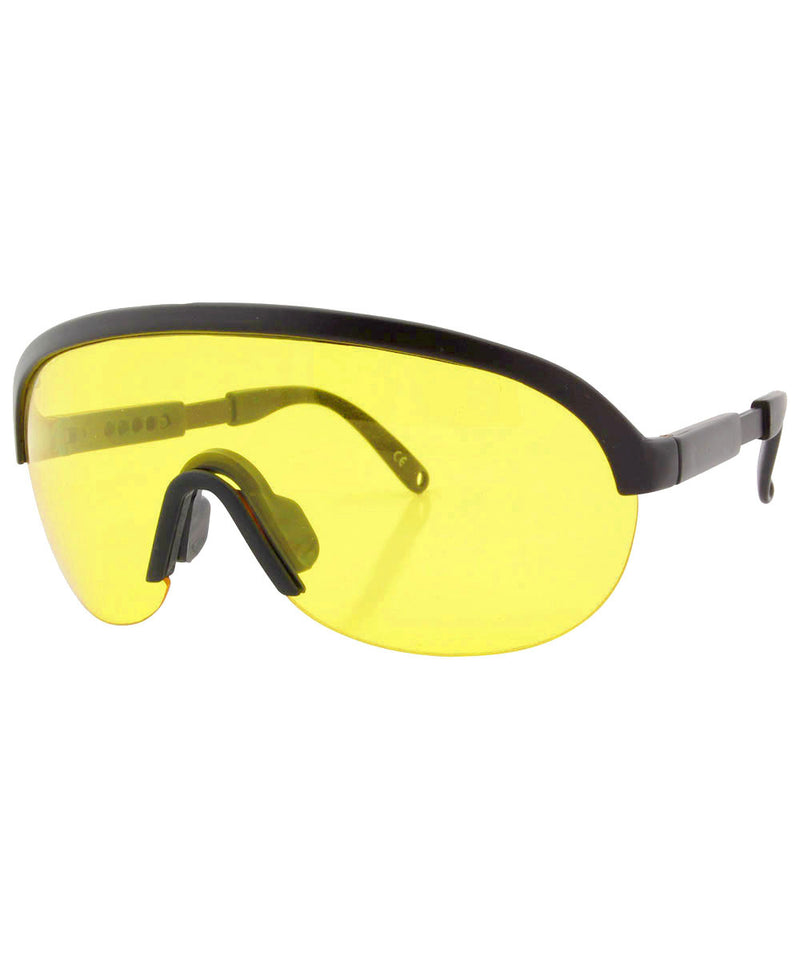 snow patrol yellow sunglasses