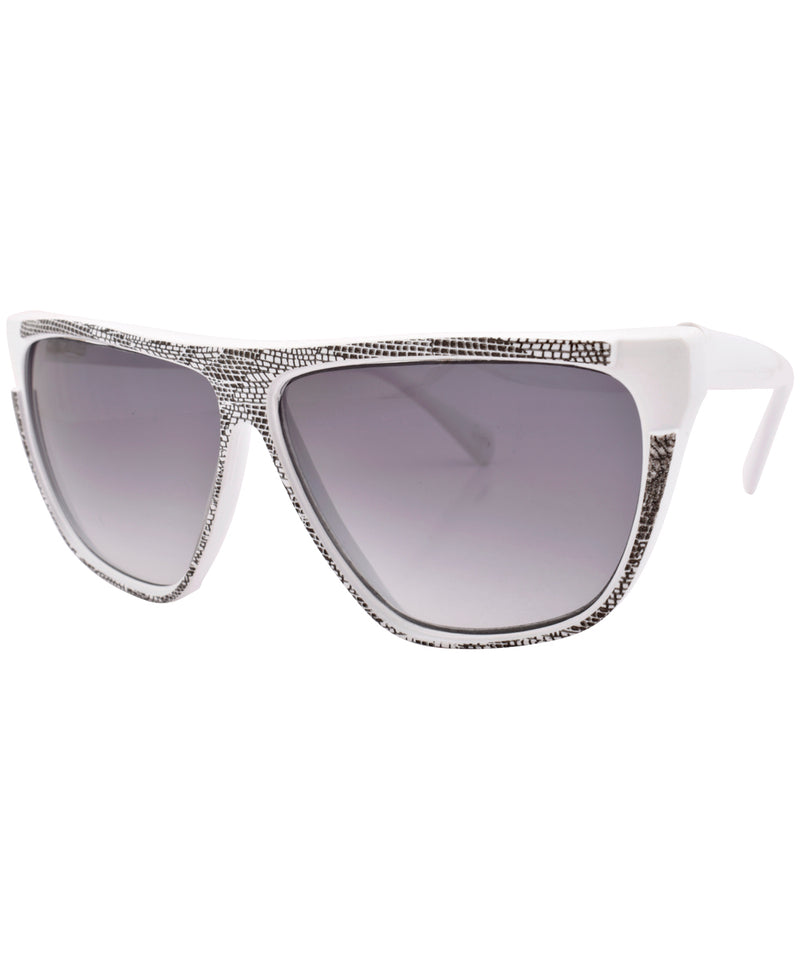 softee whitesnake sunglasses