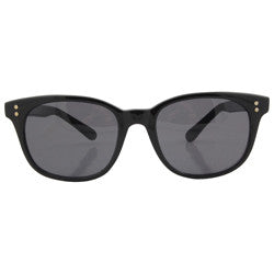 solid black sunglasses